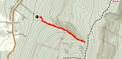 Camp Pogo Trail Map
