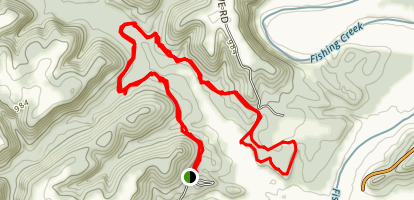Eagle Scout Trail Map