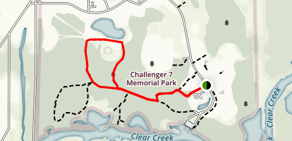 Boardwalk Trail Map