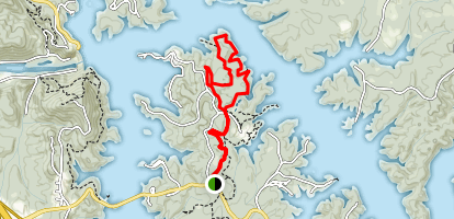 Homestead Trail Map