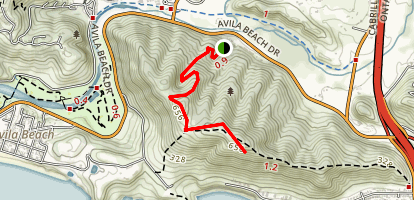 Sycamore Mineral Springs Trail Map