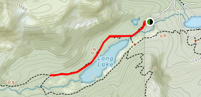 Long Lake Trail - Colorado | AllTrails Map Of Pawnee Nat Grlands on