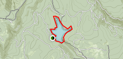 on campgrounds oregon map