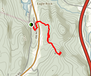 Leatherman Cave Trail Map