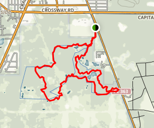 Munson Hills Trail Map