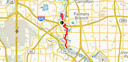 Campion Trail Map