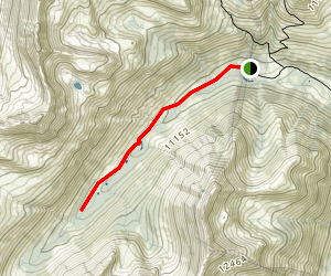 The North Fork of Clear Creek Map