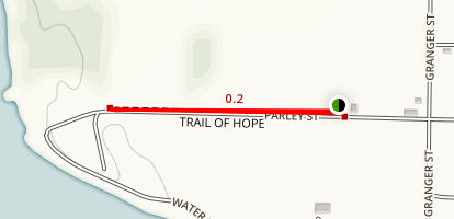 Trail of Hope Map