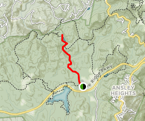 Hebron Rock Colony Trail Map