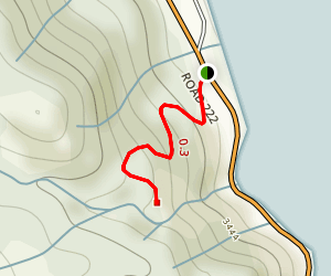 Way of the Mono Trail Map