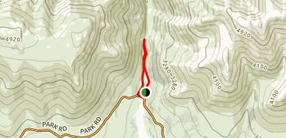 Savage River Loop Trail Map
