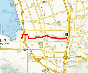 Otay River Valley Trail Map