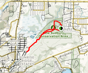 Rotary Park Trail Map