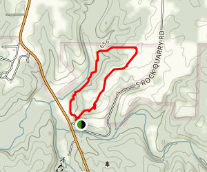 High Ridge Trail Map