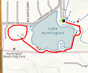 Shipley Nature Trail Map