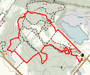 Kelso Conservation Trail Map