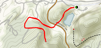 Buchanan Trail Map