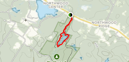 Northwood Meadows State Park - New Hampshire | AllTrails on pawtuckaway state park map, northwood nh, greenfield state park map, silver lake state park map,
