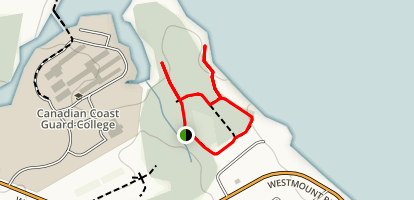Petersfield Provincial Park Trail Map