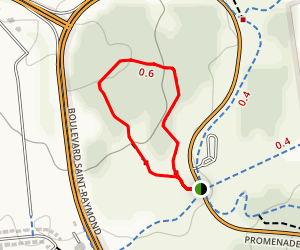 Pioneers Trail Map