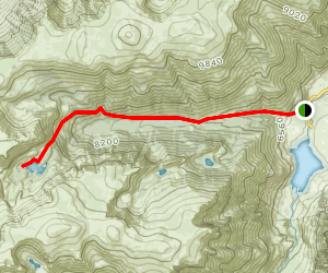Phantom Creek Trail #17 Map