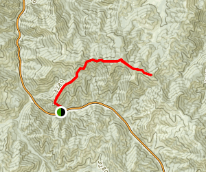 Magnet Creek Trail Map