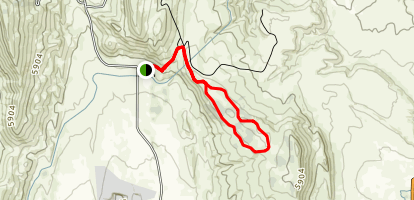 Eagle Wind Trail Map