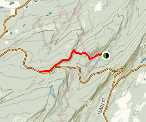 High Peters Kill Trail Map