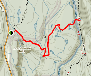 Brandywine Trail Map