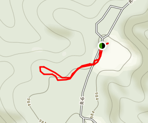 Forest Crest Trail Map