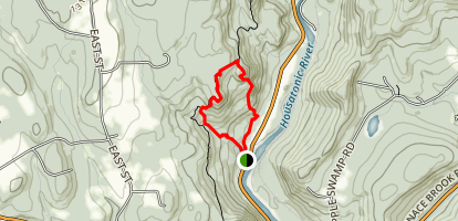 Pine Knob Loop Trail Map