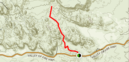 Natural Arch Map