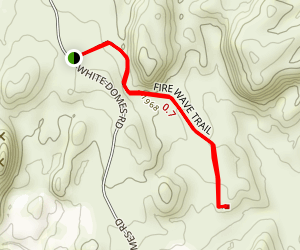 Fire Wave Trail Map