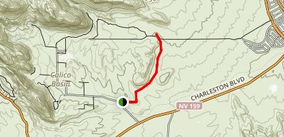 East Wing Trail Map
