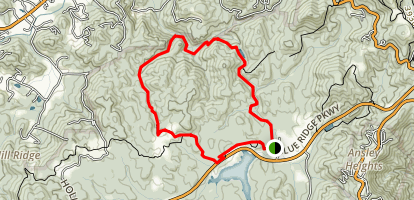 Boone Fork Trail Map