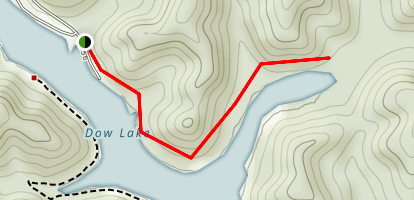 Lakeview Trail Map