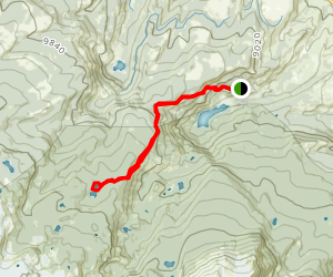 Eaglesmere Lakes Map