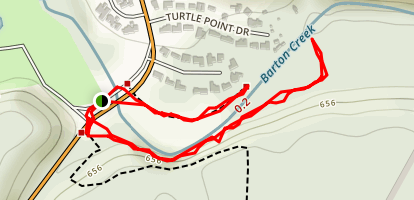 Lost Creek Trail Map