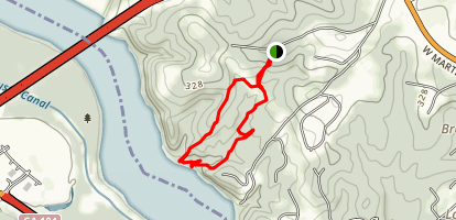 Savannah River Bluffs Map