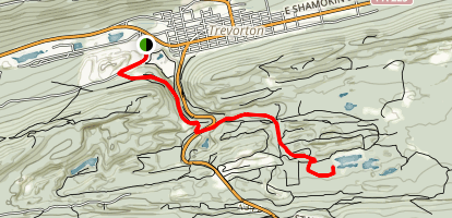 James Path Map