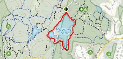 Hale Reservation Page & Sadie's Path Map