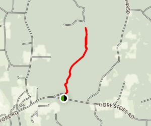 Big Thicket - Turkey Creek Trail Map