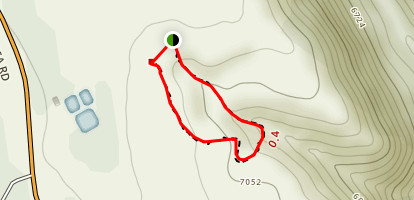 Farming Terraces Trail Map