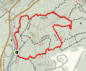 Stephens State Park Campground Map