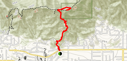 Azusa Canyon Fire Map.Garcia Trail To Azusa Peak Closed California Alltrails
