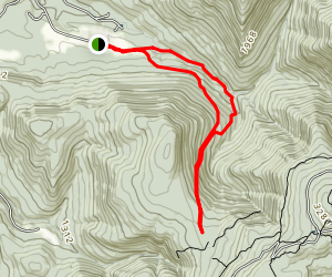 The Hopper Trail Map