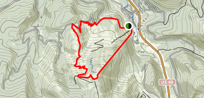 Winter Park Ski Resort Trail Map