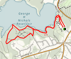 John Malley Trail Map