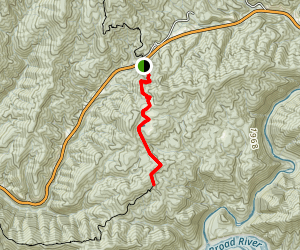 Mill Ridge Trail Map