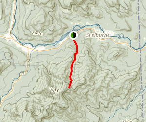 Rattle River Trail Map
